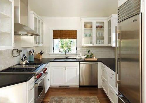 रसोई लेआउट (Kitchen Layout) के 6 प्रकार और उनके फायदे और नुकसान