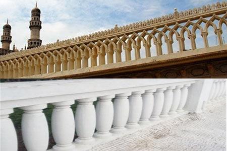 पैरापेट दीवार (Parapet wall) - 10 प्रकार की पैरापेट दीवार और उपयोग