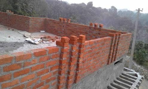 पैरापेट दीवार (Parapet wall) - 10 प्रकार की पैरापेट दीवार और अनुप्रयोग